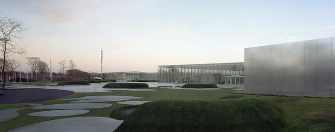 Louvre-Lens parc© Hisao Suzuki